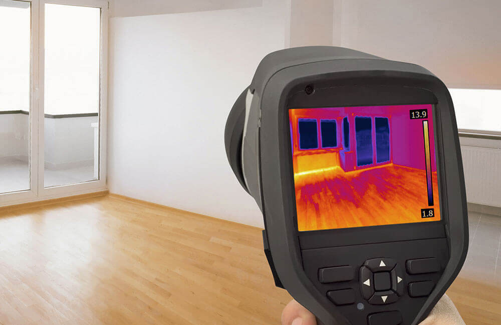 What You Should Know About Infrared Thermal Imaging in Home Inspections