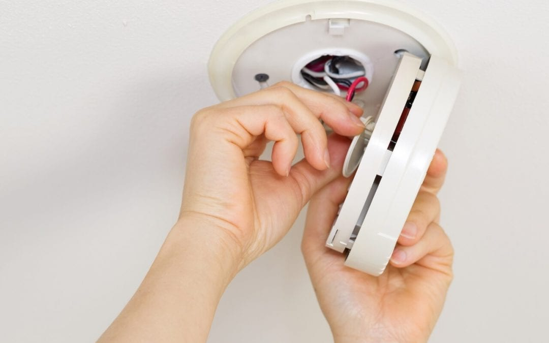 Smoke Detector Placement In The Home Sunbelt Inspections